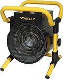 Stanley ST-303-231-E Calentador Eléctrico, 3 W, negro, 3000 Watt