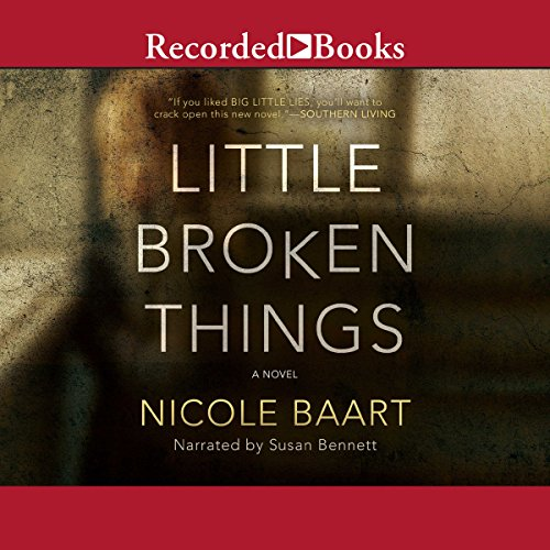 Little Broken Things cover art