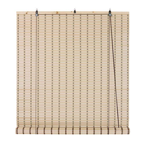 STI Tapparella avvolgibile in PVC Iris 100x160cm Ecru Tenda a Rullo Arredamento Casa Protezione Luce