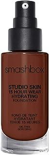 Smashbox Studio Skin 24 Wear Hydrating Foundation - 4.5 Very Deep With Warm Undertone