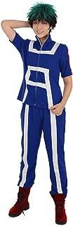 miccostumes Women's U A High School Gym Uniform Suit Cosplay Sportswear
