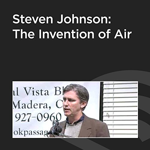 Steven Johnson: The Invention of Air cover art