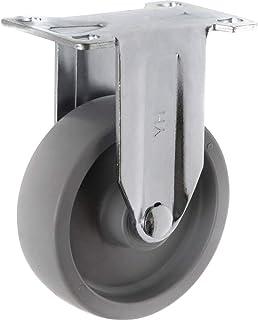 TOOLCRAFT TO-5137941 Bokwiel PP 100mm met schroefplaat