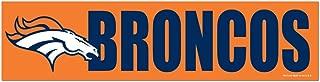 broncos bumper stickers