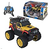 Nikko 011543941736 RC Jeep Wrangler Unlimited 1 : 18, véhicule