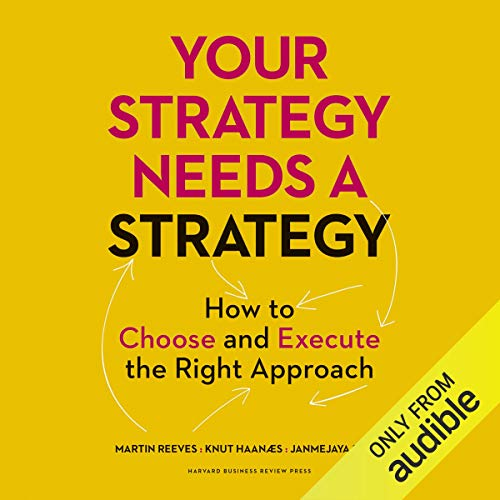 『Your Strategy Needs a Strategy』のカバーアート