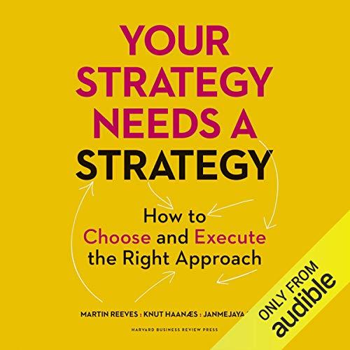 Your Strategy Needs a Strategy Titelbild