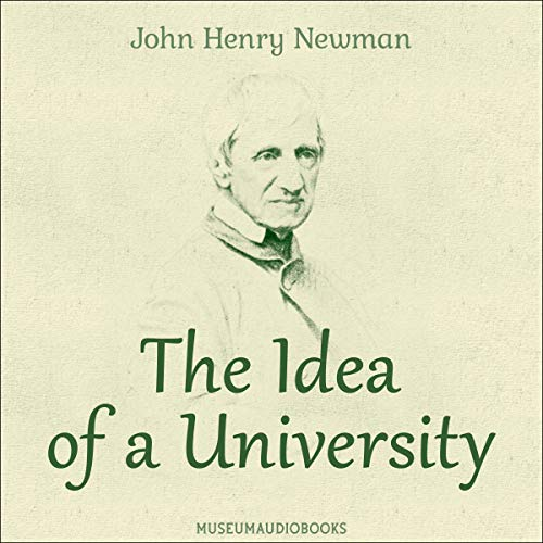 The Idea of a University  By  cover art
