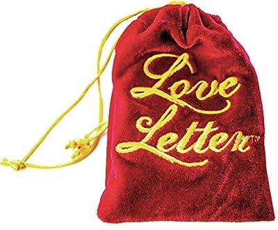 Lettre d'amour carte Gamep