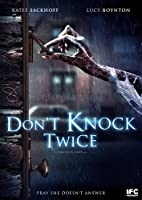 Don't Knock Twice / [DVD] [Import]