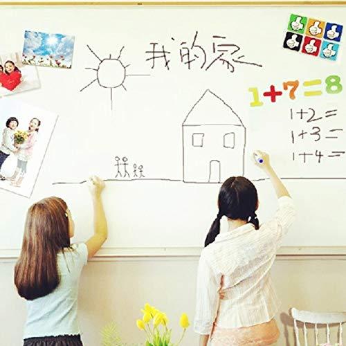 Starry sky wit bord krijtbord Sticker voor muur verwijderbare tekening wisbaar leren multifunctionele zwart bord voor kinderen kamer school benodigdheden