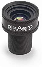 6mm Low Distortion 50 Degree Manual Focus Pixaero Lens for Yuneec Typhoon H CGO3+ and Other