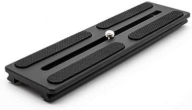Dorr 395028 Quick Release Plate for Gimbal GL-25 Black