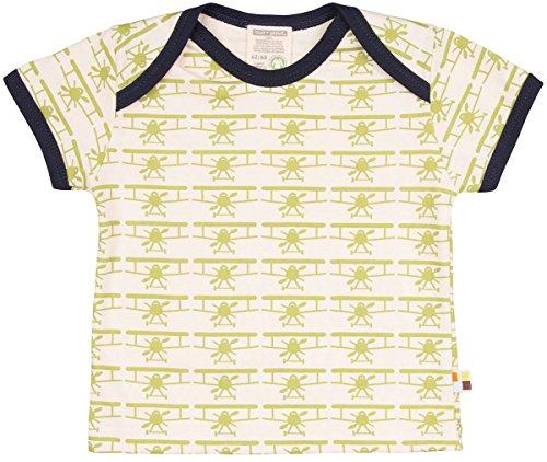 loud + proud loud + proud T-Shirt, Druck, Bio Baumwolle, GOTS , Grün (Moos Mo) , 110/116