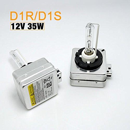 Feeldo HID OEM D1S D1R D1 C phares Xenon ampoule de rechange