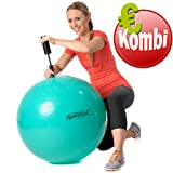 Original Pezzi Gymnastik Ball 65cm plus Pumpe Sitz Therapie Pilates Aerobic grün
