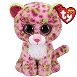 Ty 36312 Leopard Plush Toy, Multi-Colored