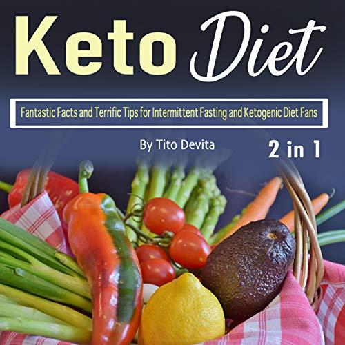 Keto Diet: 2 in 1 cover art