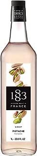 1883 Routin Pistachio Syrup - 1 Liter