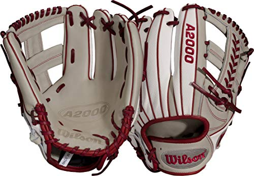 Wilson A2000 SUPERSKIN 1785 11.75IN BB Glove 17H
