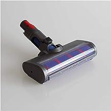 KTZAJO Czyszczenie domu części odkurzacze dywan twarda podłoga silnik głowica elektryczne szybkie uwalnianie miękka szczot...