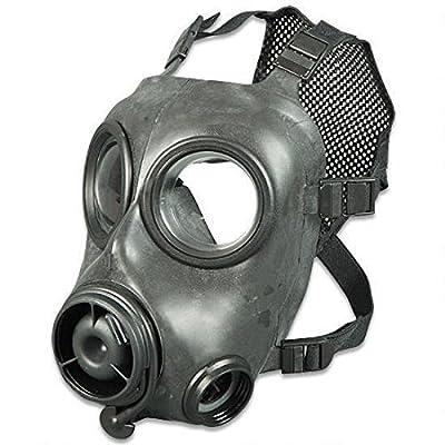 Gas Mask Model: AVON FM12 Tactical Respirator Gas Mask - EMS by Avon :: Gas Mask Bag :: Army Gas Masks :: Best Gas Mask