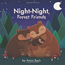 By Annie Bach Night-Night, Forest Friends (Nov Brdbk)