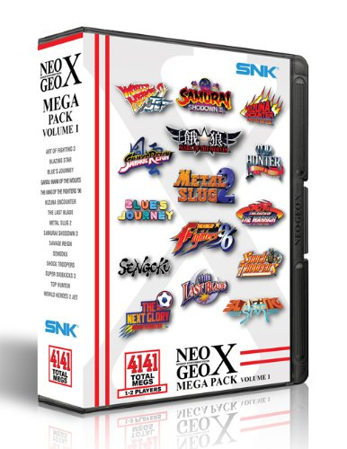 NEOGEO X Mega Pack Vol 1