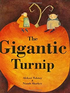 Gigantic Turnip by Aleksei Tolstoy (2005-09-30)