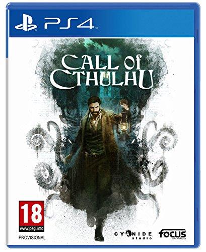 Call of Cthulhu - PlayStation 4 [Importación francesa]