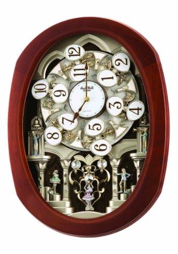 Big Sale Best Cheap Deals Rhythm Clocks Grand Encore Legend - Model #4MH834WB06