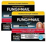 Fungi Nail Fungi Nail Anti-fungal Pen Twin Pack, Black, 2 Count