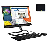 Lenovo IdeaCentre AIO 3i All-in-One Desktop 21.5' FHD Touchscreen, Intel i3-1005G1, 8GB DDR4 Memory, 1TB HDD, Webcam, HDMI, Multi-Card Reader, WiFi, DVD-RW, Keyboard&Mouse, KKE Mousepad, Win10 Home