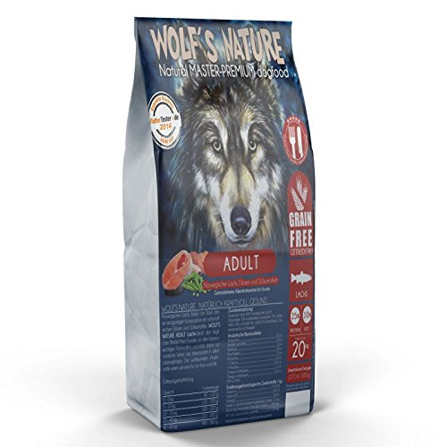 Wolf's Nature® - Adult Lachs 20,0 kg