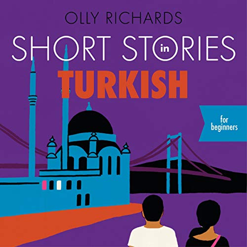 『Short Stories in Turkish for Beginners』のカバーアート