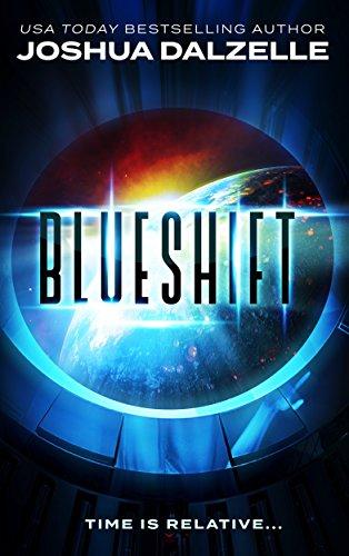 Book: Blueshift by Joshua Dalzelle