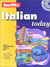 Berlitz Italian Today: A Lively Conversational Course in Italian (Berlitz Today) (English and Italian Edition)