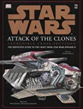 Star Wars Attack of the Clones Incredible Cross-Sections of Vehicles