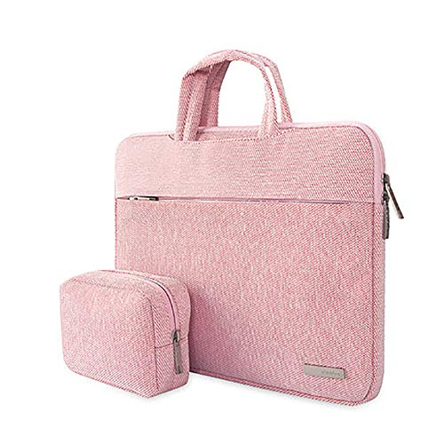Laptop Case12-15.6 Inch,Notebook Sleeve Water-resistance Ultrabook Protective Bag Fit Lenovo Millet Apple Dell ASUS HP Huawei Notebook Female Portable Macbook Computer Bag