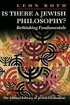 Is There A Jewish Philosophy?: Rethinking Fundamentals (Littman Library of Jewish Civilization)