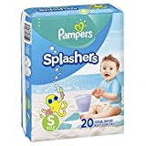 Splashers Disposable Swim Diapers from Pampers