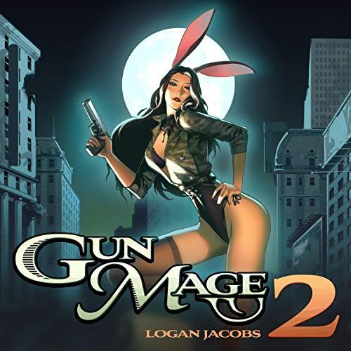 Gun Mage 2: Surviving a Post Apocalyptic Magic Earth cover art