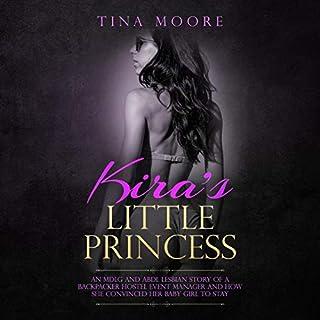 Kira's Little Princess audiobook cover art