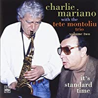It's Standard Time. Volume 2 by Charlie Mariano
