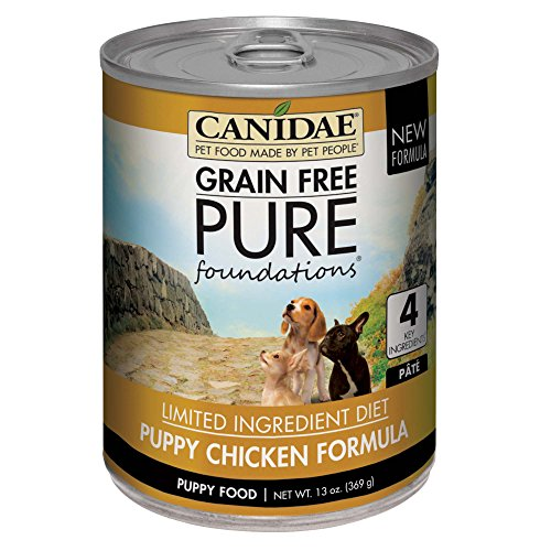Canidae PURE Grain Free Wet Puppy Food with Chicken