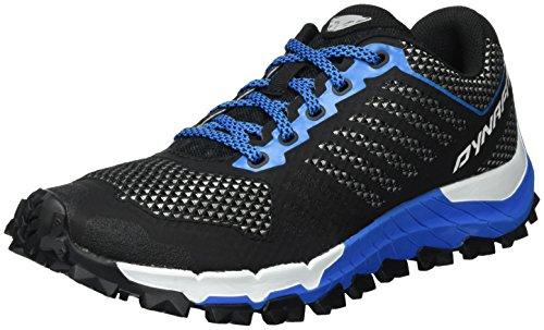 Dynafit Trailbreaker, Chaussures de Trail Homme, Noir (Black/Sparta Blue), 44 EU