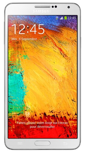 Samsung Galaxy Note 3 Android 4,3 Smartphone sbloccato (Jelly Bean Bluetooth, WiFi, USB