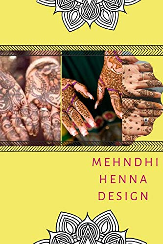 Mehndi Henna Design: Design your own mendhi patterns, paisleys, leaves, tattoo for hand designs or for objects