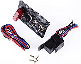 Iztoss Auto engine start switch power supply circuit switch for ignition