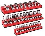 ARES 60035-3-Piece Set SAE Magnetic Socket...